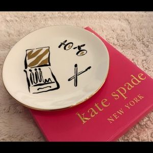 New! Kate Spade New York candy dish by Lenox 💋